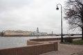 Free Embankment In St. Petersburg Stock Images - 36633464