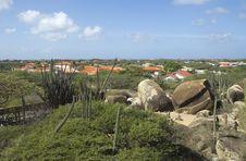 The Caribbean Islands. Aruba. Royalty Free Stock Image
