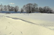 Free Winter Landscape Stock Image - 36633461