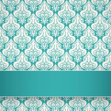 Free Background With Ornament And Place For Text Stock Images - 36633574