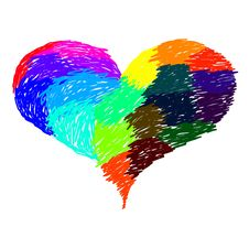 Free Colorful Love Stock Photos - 36633933