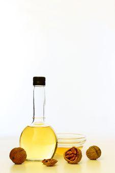 Free Walnut Oil Stock Photo - 36634460