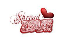 Free Spread Love Stock Image - 36634991