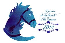 Free French Horse 2014 Royalty Free Stock Photo - 36635505