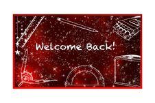Free Welcome Back On Board Royalty Free Stock Photos - 36635908