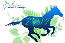 Free 2014 Global Change Stock Images - 36636084