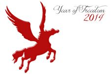 Free 2014 Year Of Freedom Stock Images - 36636104