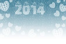 Free Snowy New Year Stock Photo - 36637540