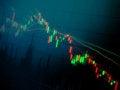 Free Stock Market Chart Royalty Free Stock Image - 36641746