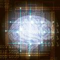 Free Cyber Brain Stock Photos - 36643473