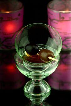 Free Martini Shaken Stock Photos - 36641263