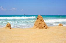 Free Seashore Royalty Free Stock Photography - 36641927