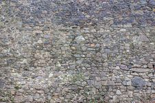 Free Wall Of The Sharp Stones Royalty Free Stock Photography - 36643317