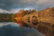 Free Sunlight On Bridge Stock Photos - 36646723