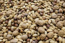 Free Nut Mix Royalty Free Stock Images - 36650939