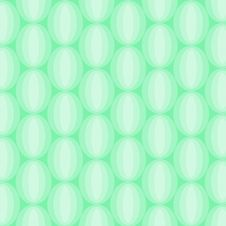 Free Oval White Abstract Pattern On Green Stock Photo - 36653810
