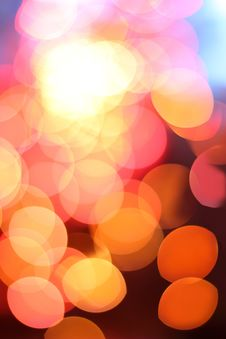 Free Colored Sparkles Royalty Free Stock Photo - 36657305