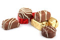 Free Assorted Fine Chocolates Stock Photo - 36662130