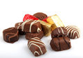 Free Assorted Fine Chocolates Stock Photography - 36662142