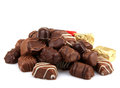 Free Assorted Fine Chocolates Stock Photo - 36662150