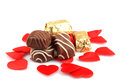Free Assorted Fine Chocolates Royalty Free Stock Photos - 36662168
