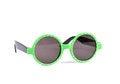 Free Round Green Sunglasses Stock Photo - 36664130