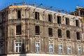 Free Old Tenement Under General Repair Stock Image - 36667181