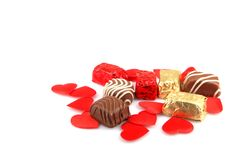 Free Assorted Fine Chocolates Stock Photography - 36662162