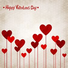 Free Valentines Background Stock Photos - 36664633