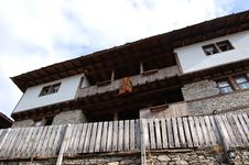 Free Old Bulgarian House Stock Images - 36669004