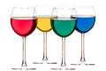 Free Colorful Drinks Royalty Free Stock Image - 36674036
