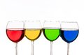 Free Colorful Drinks Royalty Free Stock Images - 36674059