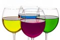 Free Colorful Drinks Stock Images - 36674074