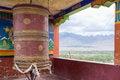 Free Tibetan Praying Wheel Stock Image - 36674131