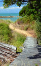 Free The Track To The Beach At Ngaio Bay, Abel Tasman National Park. Stock Image - 36677491