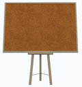 Free Empty Blank Cork Board Stock Photos - 36678783