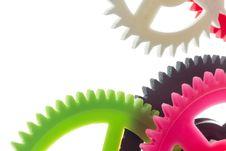 Free Multicolor Clockwork Stock Photos - 36670183