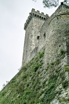 Free Medieval Castle Royalty Free Stock Photography - 36671457