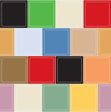 Free Colorful Square Boxes Background Royalty Free Stock Photo - 36673255