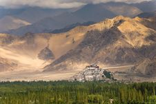 Free Hemis Gompa Temple Royalty Free Stock Images - 36674109