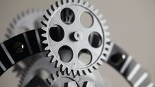 Free Clock Gears Stock Photos - 36676073