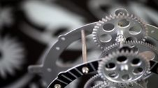 Free Clock Gears Stock Photo - 36676180