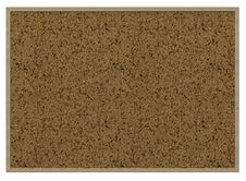 Free Empty Blank Cork Board Royalty Free Stock Image - 36678856
