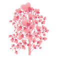 Free Valentine&x27;s Day Tree Royalty Free Stock Photo - 36683695