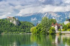 Free Bled Lake Slovenia Royalty Free Stock Photo - 36683265