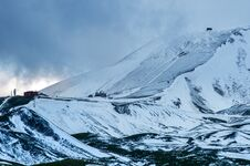 Free Snow In Campo Imperatore, Abruzzo, Italy Royalty Free Stock Photos - 36683298