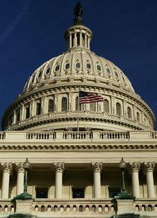 Free Washington Capitol Stock Photography - 36693242