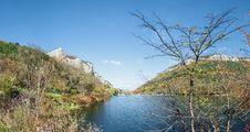 Free Ukraine, Crimea, On The Way To The Lake Plateau Mangup Kale Stock Photography - 36693342
