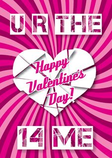 Free Background With Hearts Valentines Day Stock Photography - 36694952