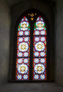 Free Colorful Church Window Royalty Free Stock Image - 3674386